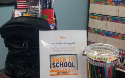 Back to School Contest Begins!