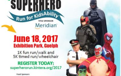 Guelph Ortho Team @ Superhero Kidsability Race